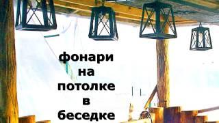 видео Люстры в стиле шале