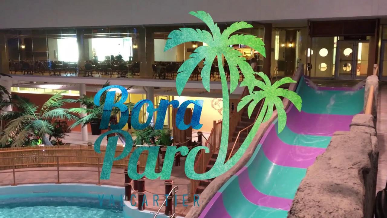 Bora parc valcartier tour vid o video tour youtube for Glissade interieur