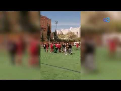 Gaona muestra su repulsa a los actos sufridos por el Sporting