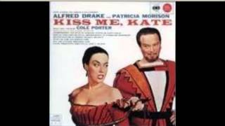 Kiss Me Kate Original 1948 Cast Recording Why Can