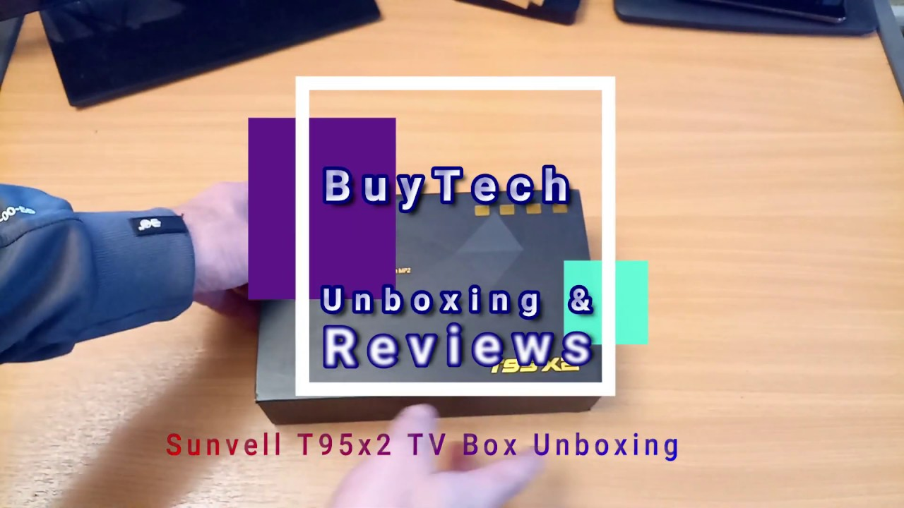 Sunvell T95x2 Review