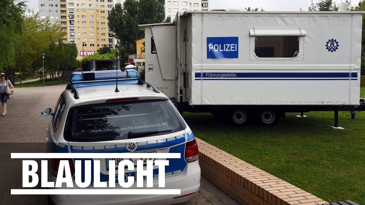 Vermisster Elias Polizei Beendet Suche Nuthe Potsdam Junge