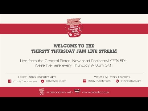 Thirsty Thursday Jam Live Showcase Rock 'n' Soul Band