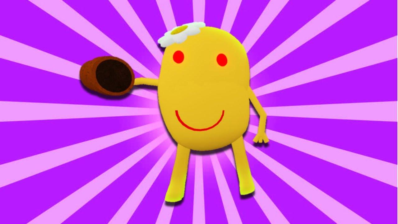 Mrs P Showcase Movement Jumpscare Piggy Custom Characters