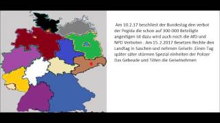 Deutscher Bürger Krieg 2017