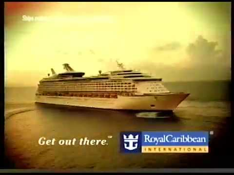 """Royal Caribbean """"Lust for Life"""" commercial (2003)"""