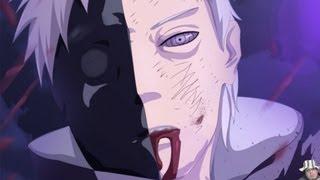 Naruto 637 Manga Chapter Review -- Obito Becomes The Ten Tails Jinchuriki Vs Minato —ナルト—