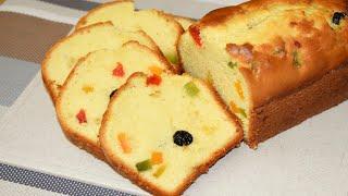 انجلش كيك من افخر الوصفات التي ممكن تعملها طريقة حصرية ستعطيك نتيجة حصرية English Cake Recipe