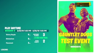 Fortnite going real SWEATY lol sub