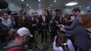 Press Availability with Acting Secretary of Defense Patrick Shanahan on Capitol Hill