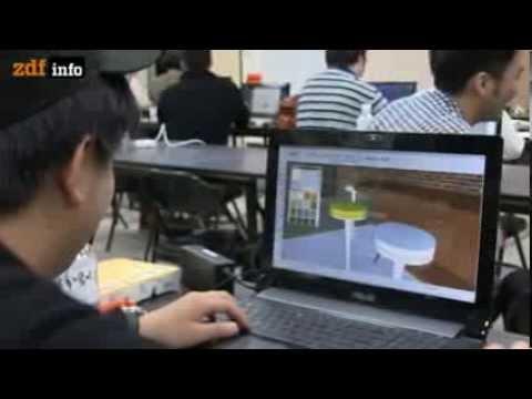 3D Druck für Fortgeschrittene (3D Printing Metall)