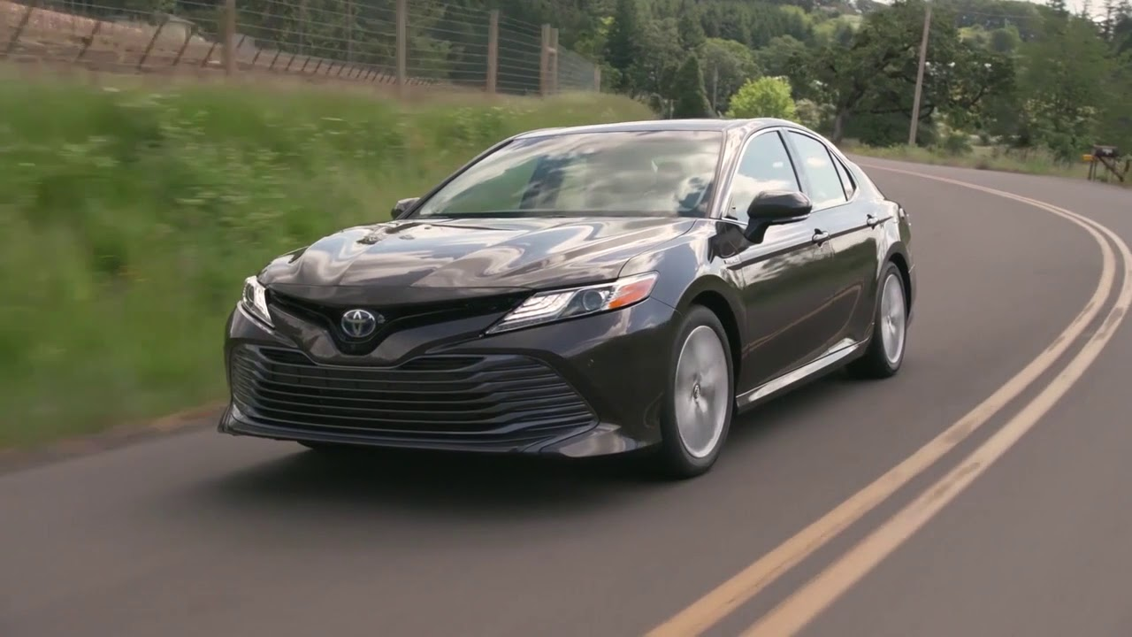 2020 Toyota Camry Evansville IL | New Toyota Camry ...