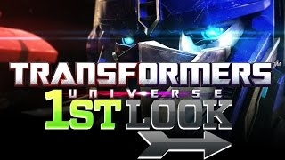 Transformers Universe - First Look