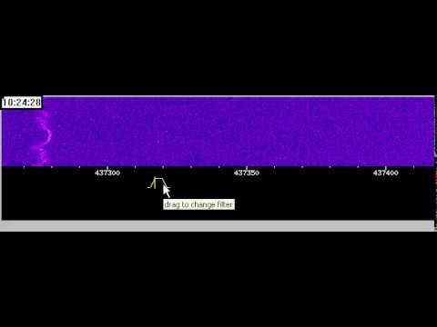 ESTCube-1 recording this morning 13 May 2013