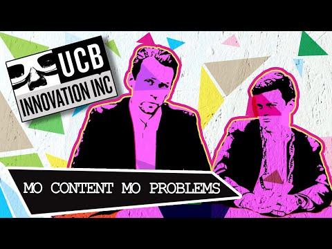 Mo Content Mo Problems | UCB Innovation Inc.