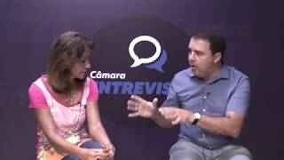 Câmara Entrevista - Escola do Legislativo