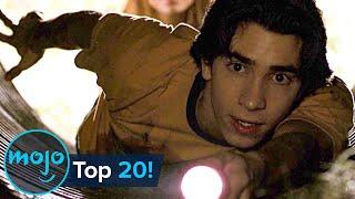 Top 20 Dumbest Deciṡions In Horror Movies