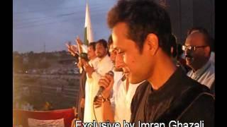 Strings - Main Tu Daikhon Ga - PTI Karachi Dharna