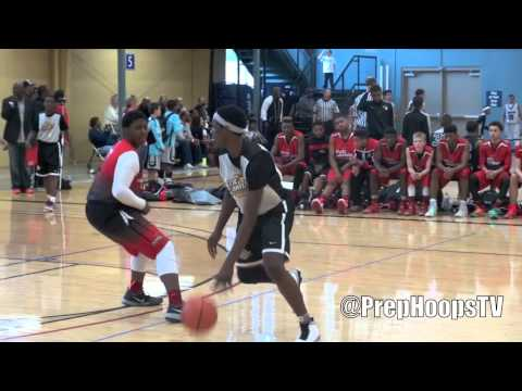 Romeo Weems 2019 New Haven High School vs King James at Storm Classic