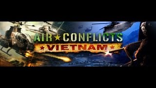 Air Conflicts Vietnam GamePlay on PC Max Graphics [1080p]