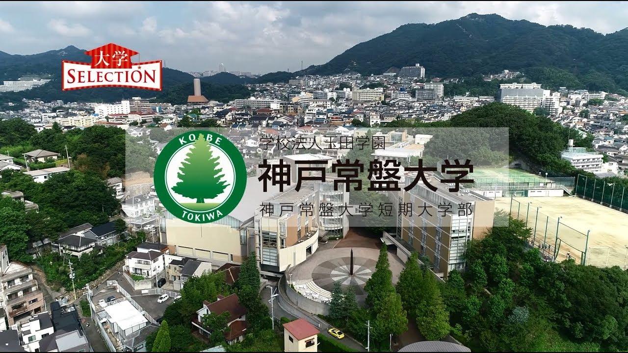 大学 短期 神戸 常盤