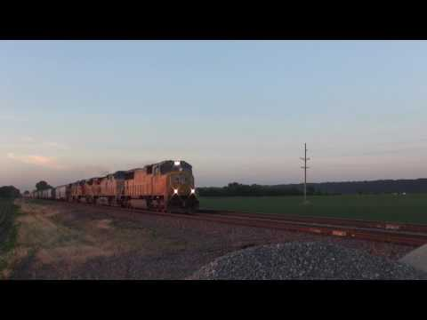 St Louis Area Rail Action Early/Mid June 2017