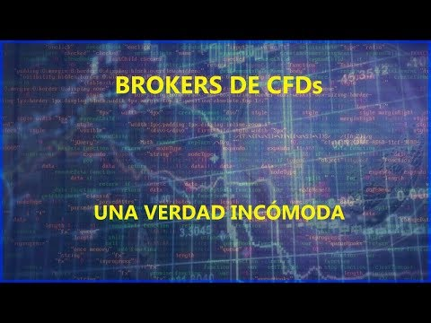 Brokers de CFDs: Una verdad incómoda