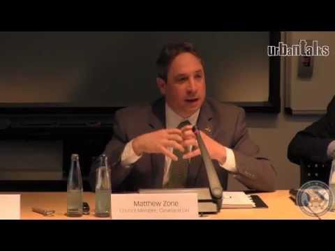 urbantalks - Councilmember Matt Zone presenting the City of Cleveland