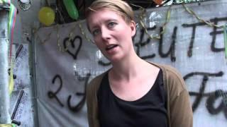 Faltenrock Jubiläum Gängeviertel 06.10.2013