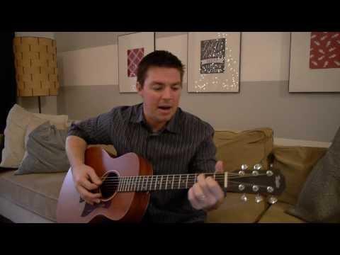 """""""Whatever She's Got"""" Beginner Guitar Lesson (David Nail)"""