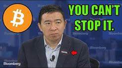 Bitcoin Bull Run Confirmed! Andrew Yang Says Bitcoin Is Inevitable!