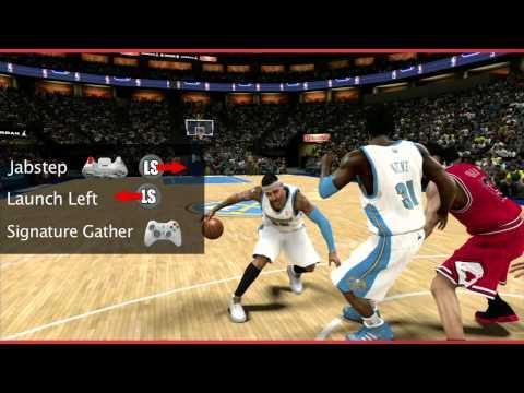 NBA 2K11 - Controles en Xbox 360