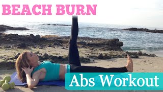 Abs Sculpting Workout - Beach Burn
