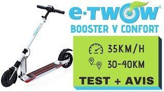 e twow booster V confort : test et avis