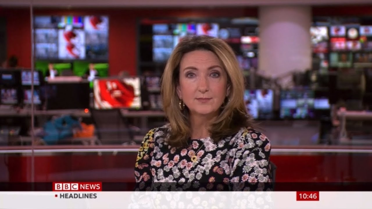 BBC News report on NZF's work during the COVID-19 outbreak - YouTube