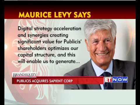 Brand Equity: Publicis Buys SapientCorp For $3.7 Billion