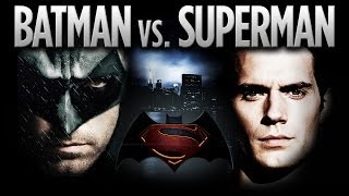 Batman Vs. Superman Ultimate Trailer - Fan Made Movie Mashup HD