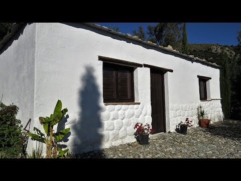 Lecrin. Ref: 0105. Off Grid cortijo with fabulous views.