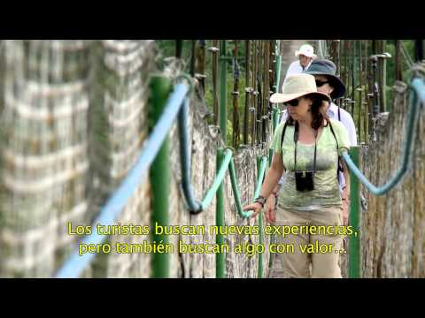 Ecuador Potencia Turística - Testimoniales Español HD
