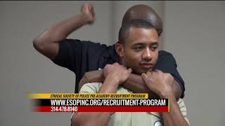 Pre St  Louis Police Academy Recruitment Program sponsored by the Ethical Society of Police