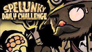 Spelunky Daily Challenge with Baer! - 6/9/2018