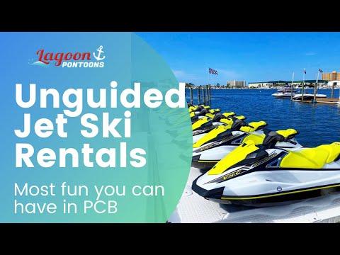 Jet Ski Tours & Rentals - PCB - 850-588-8700