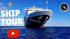 Pacific Aria Tour - all areas incl restaurants