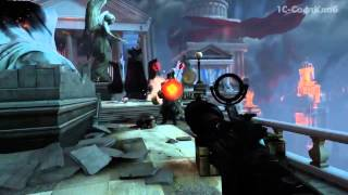 BioShock Infinite Ложный пастырь - ТРЕЙЛЕР