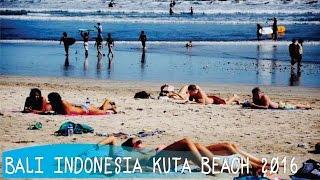 Video Bali Indonesia Kuta Beach 2016 download MP3, 3GP, MP4, WEBM, AVI, FLV Juli 2018