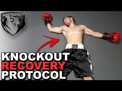 How To Recover After Being Knocked Out: Fight Concussions