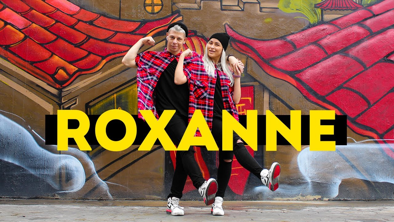ТАНЕЦ - ROXANNE - ARIZONA ZERVAS #DANCEFIT