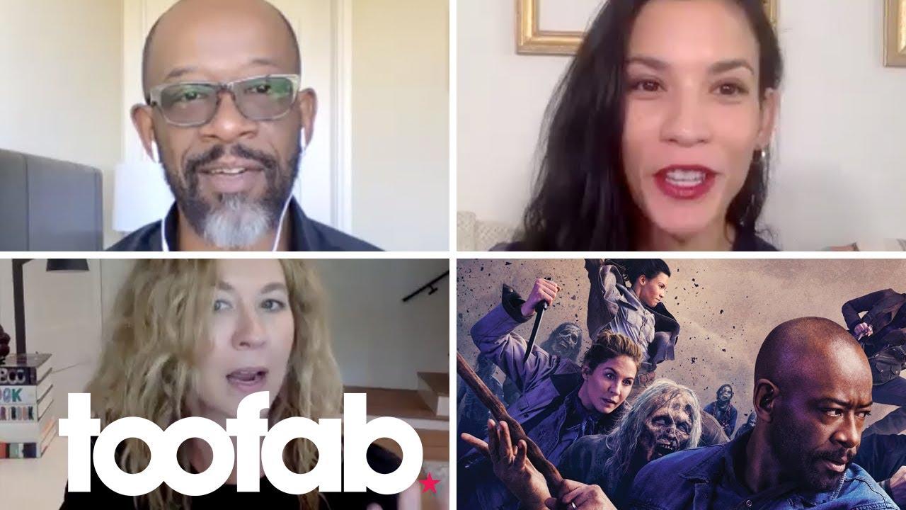 'Fear the Walking Dead' Stars Tease Season 6 Shakeup | toofab