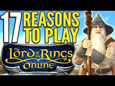 17 Reasons to Play the Lord of the Rings Online (LOTRO In Depth)