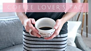 COFFEE LOVER'S TAG | Lynette Yoder